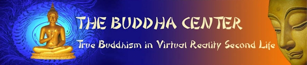 The Buddha Center in Second Life