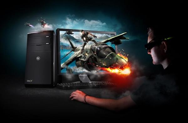 NVIDIA's 3D PC