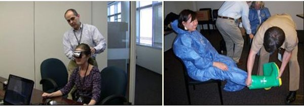 CDC disaster training