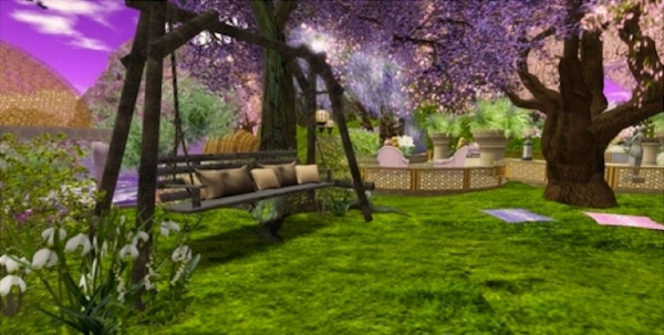 Parkinson s patients shed their limitations in simulated online universe for Wish garden deep lung