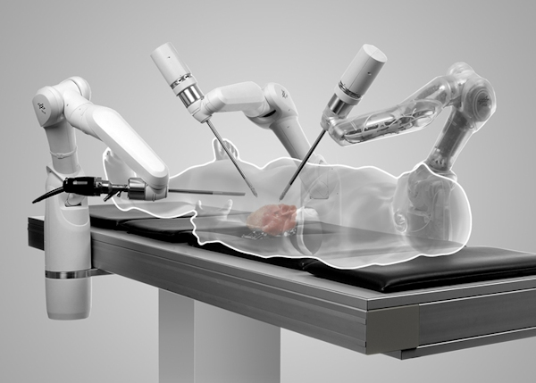 MiroSurge robotic heart surgery system
