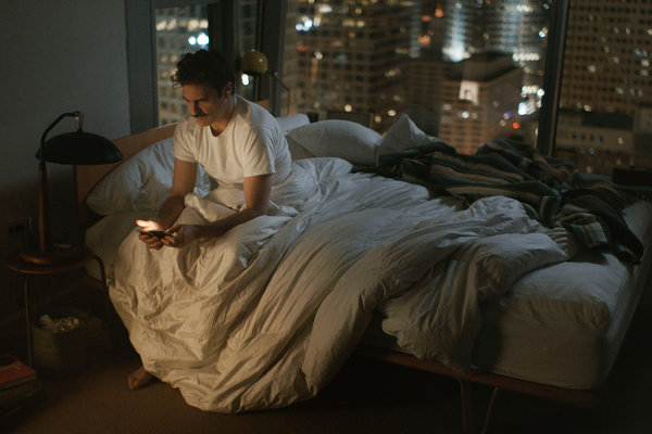 Spike Jonze's film 'Her' and new forms of (sexual) interaction