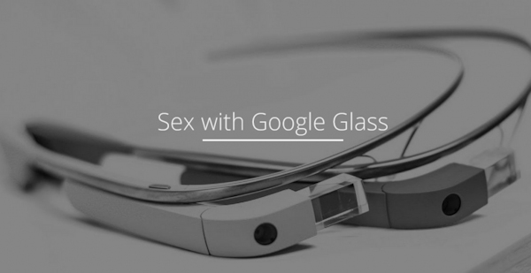 Sex with Google Glass graphic