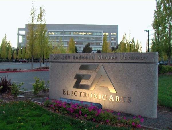 EA building