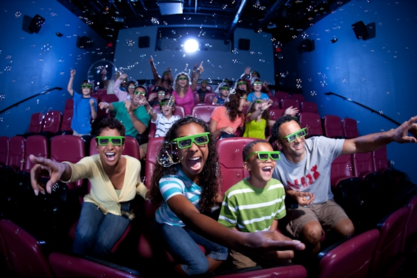 4-D Experience Theater