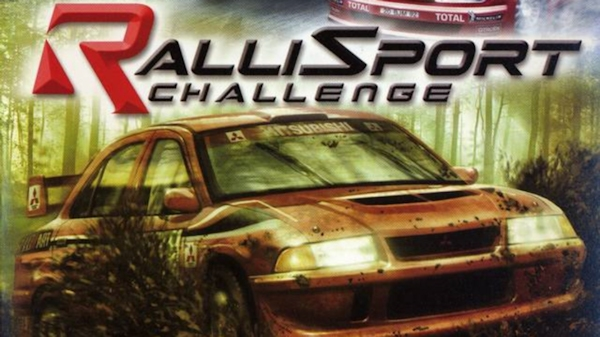 Rally Sport Challenge graphic