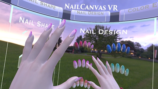 NailCanvasVR screenshot