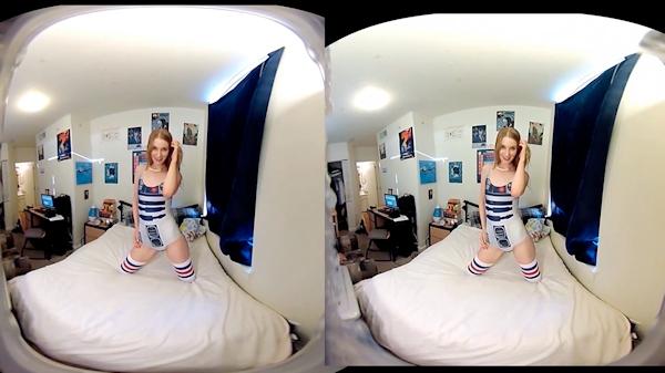 Ela Darling - view from Oculus Rift