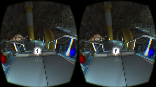 Retinad pre-roll VR ad