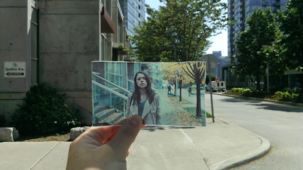 Orphan Black set photo