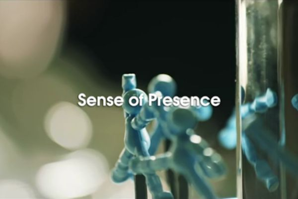 Sense Of Presence video title screenshot
