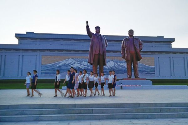 North Korea (Getty Images)