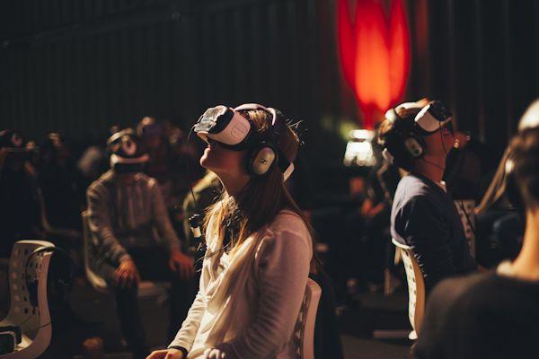 VR Cinema in Amsterdam