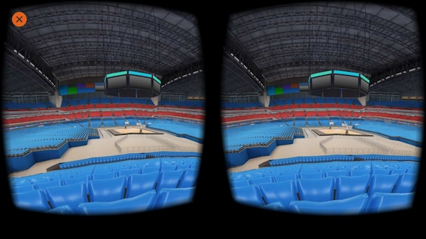 Stubhub VR for ticket buyers