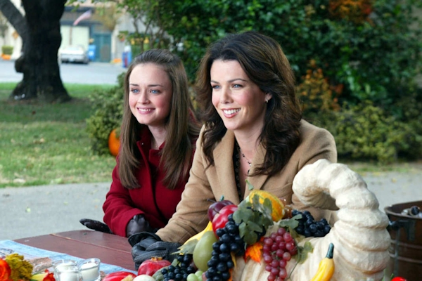 The Gilmore Girls, Rory and Lorelai