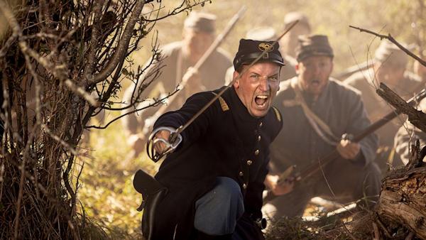 Blood and Fury - America's Civil War screenshot