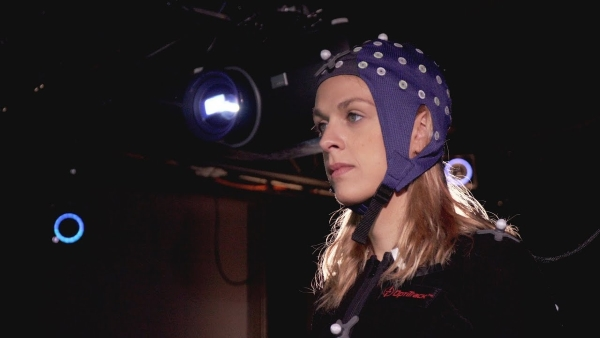 Researchers harness presence with VR, motion capture to study