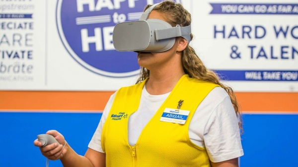 55aaa22743 Presence and retail  In Walmart s VR simulation